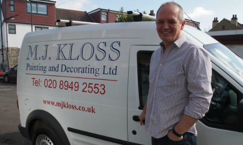 painters decorators north london