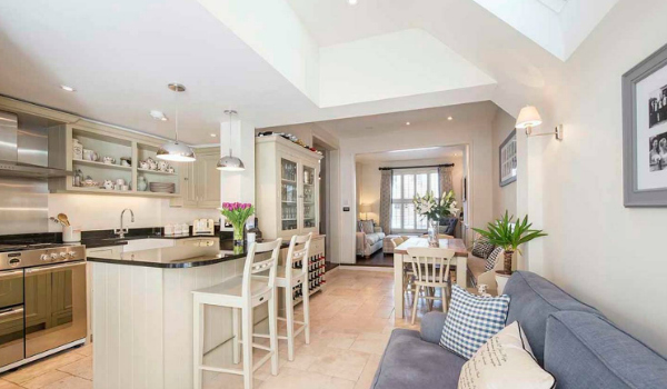 residential decorating london