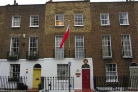 High Commission of Kingdom of Tonga Decorating