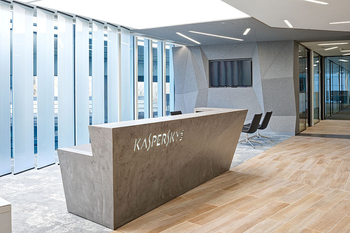 Interior Decorating - Kaspersky Lab